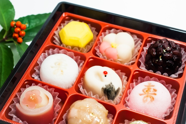 Introducing the types of popular Japanese sweets